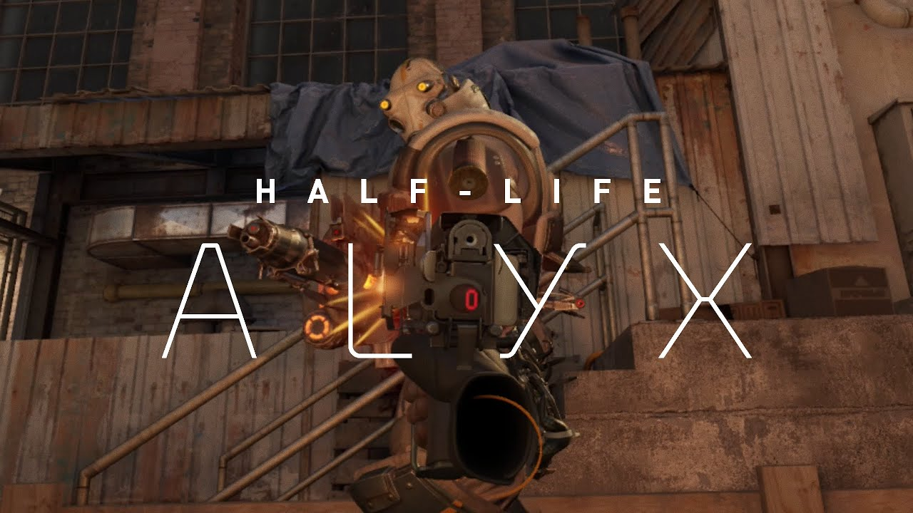 Valve Releases 3 New Gameplay Trailers For Half-Life: Alyx