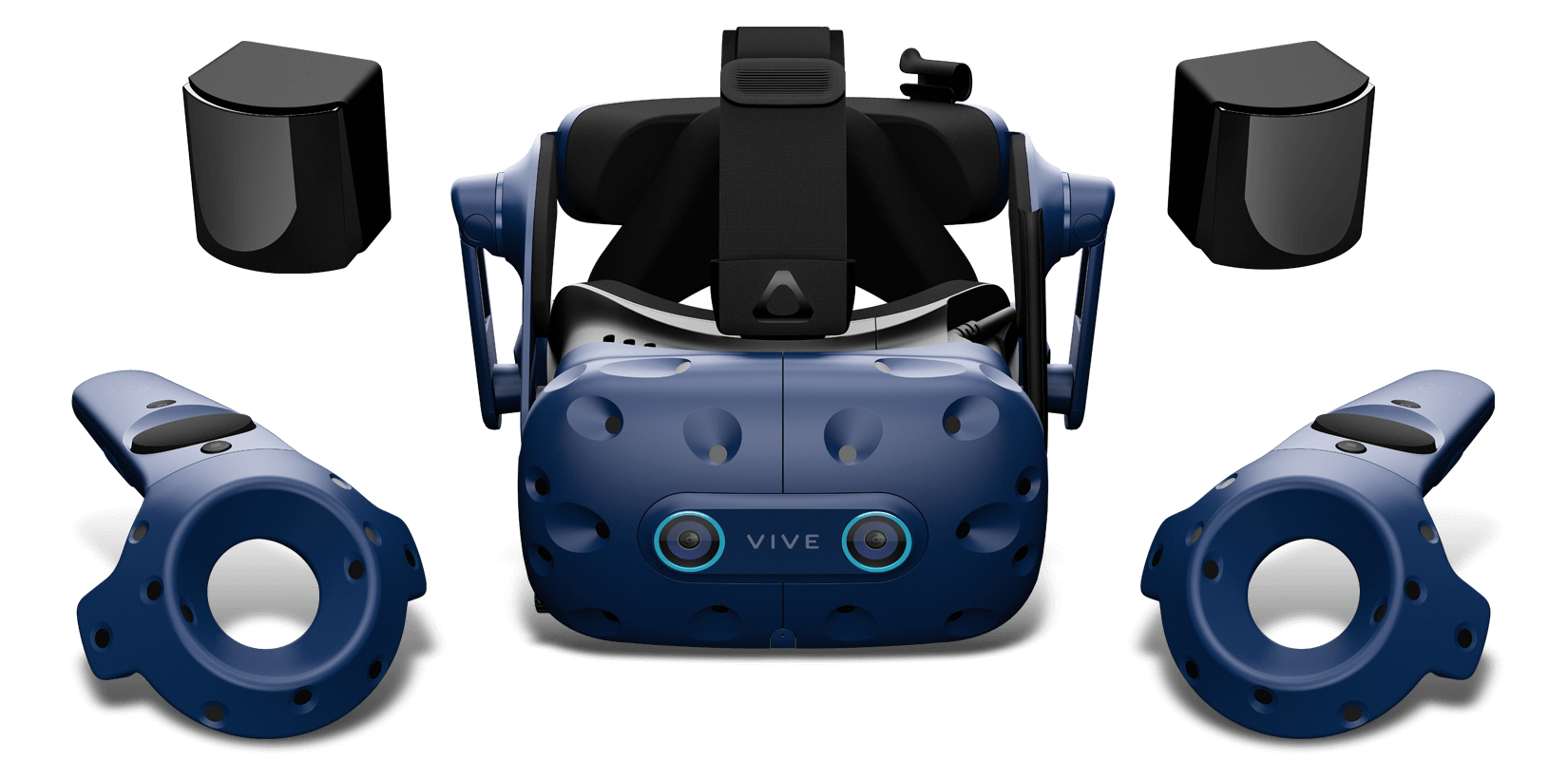 HTC Vive Announces New Vive Pro Eye Bundle For Enterprise Customers