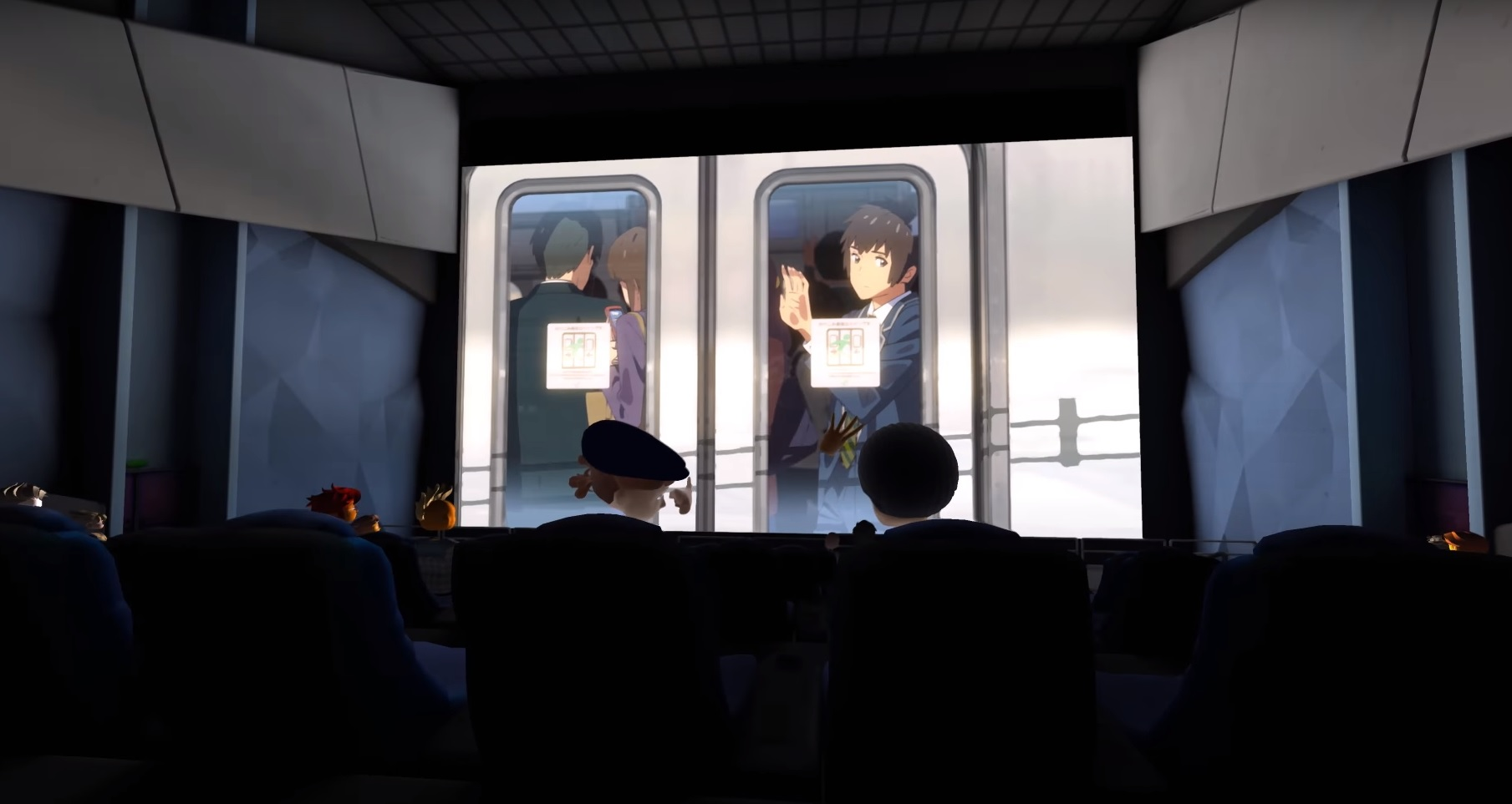 Anime Is Coming To Bigscreen VR