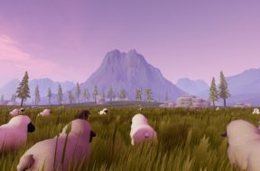 therapy sheep vr