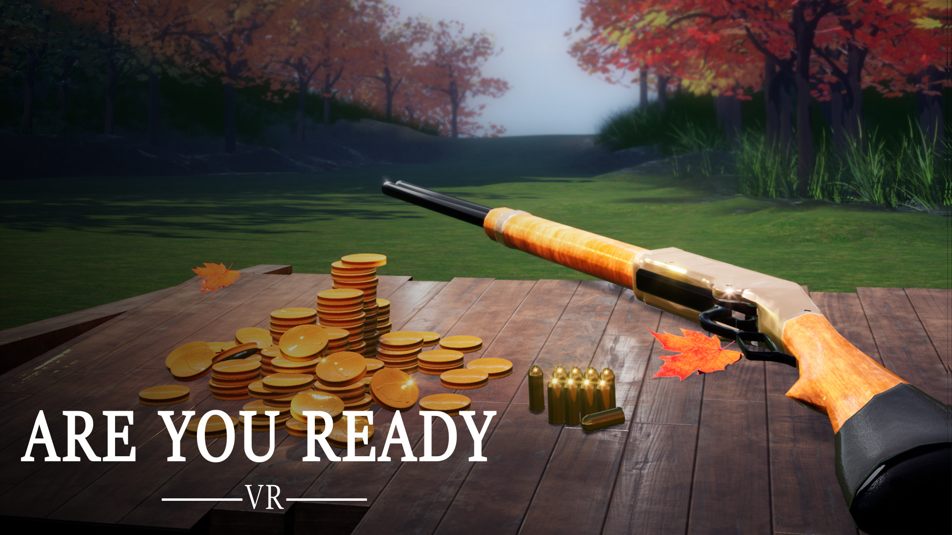 Improve Your Marksmanship In 'Are You Ready VR'