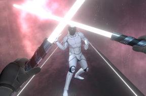 beam saber vr game
