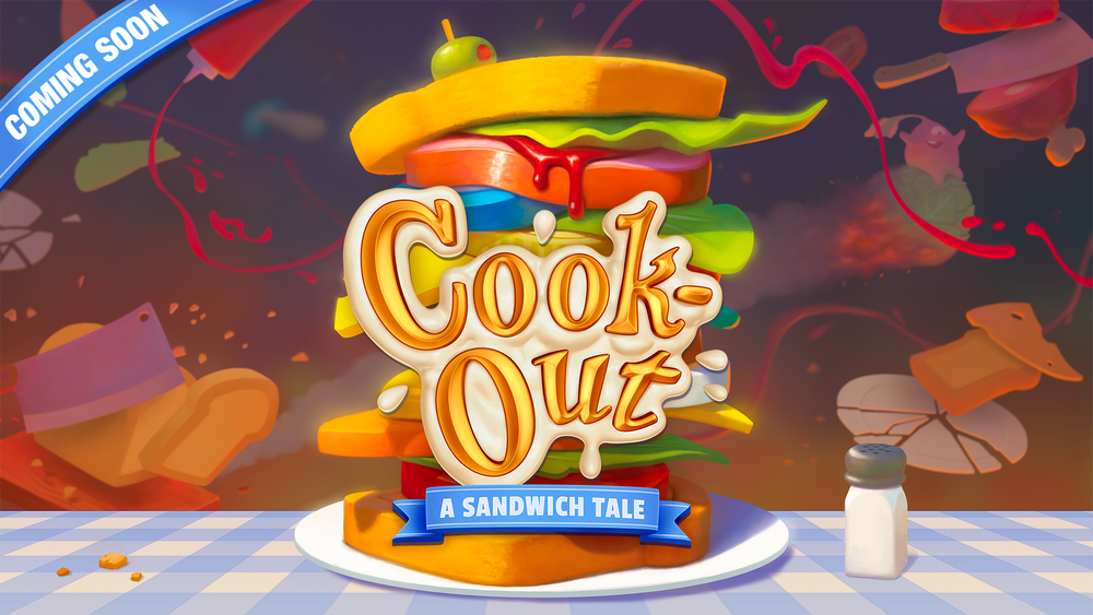 Resolution Games Announces New Virtual Reality Game 'Cook-Out: A Sandwich Tale'