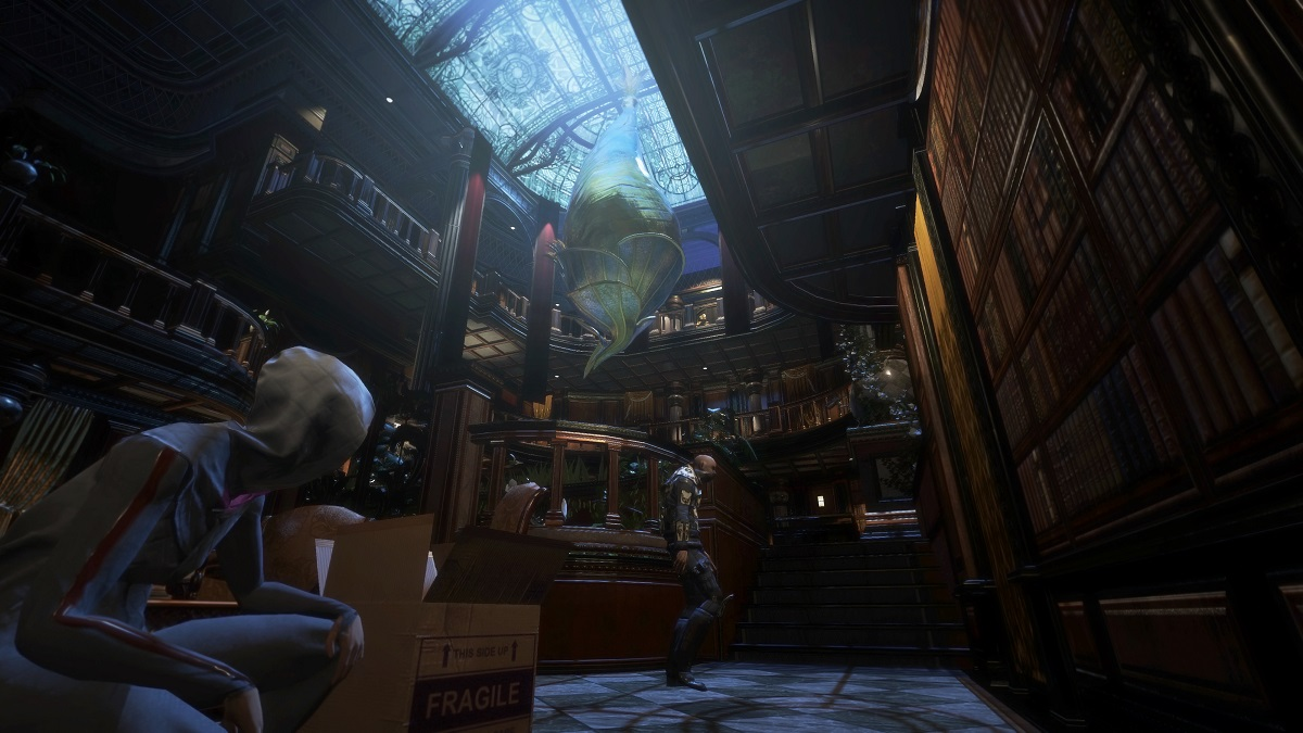 A Criminal World Awaits You In Republique VR
